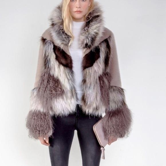 6704fbf73678 urbancode london Jackets & Coats | Urbancode Faux Fur Jacket | Poshmark